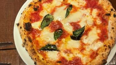 ロコも絶賛する美味しいピザを食べに行こう