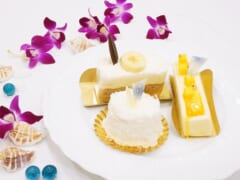 「ハワイ ハレクラニフェア」開催中の帝国ホテル 東京で「Halepuna Waikiki by Halekulani」のペストリー、ケーキが購入可能に!