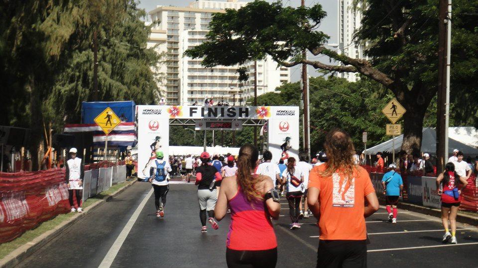 2ホノルルマラソン