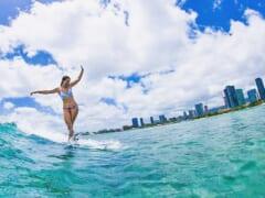 【ハワイ美女】高校卒業後にハワイへ単身移住!「Kayaさん」のハワイライフをご紹介