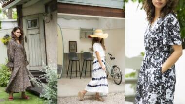 ハワイ発アパレルブランド「Lilly & Emma」から summer collectionが到着!