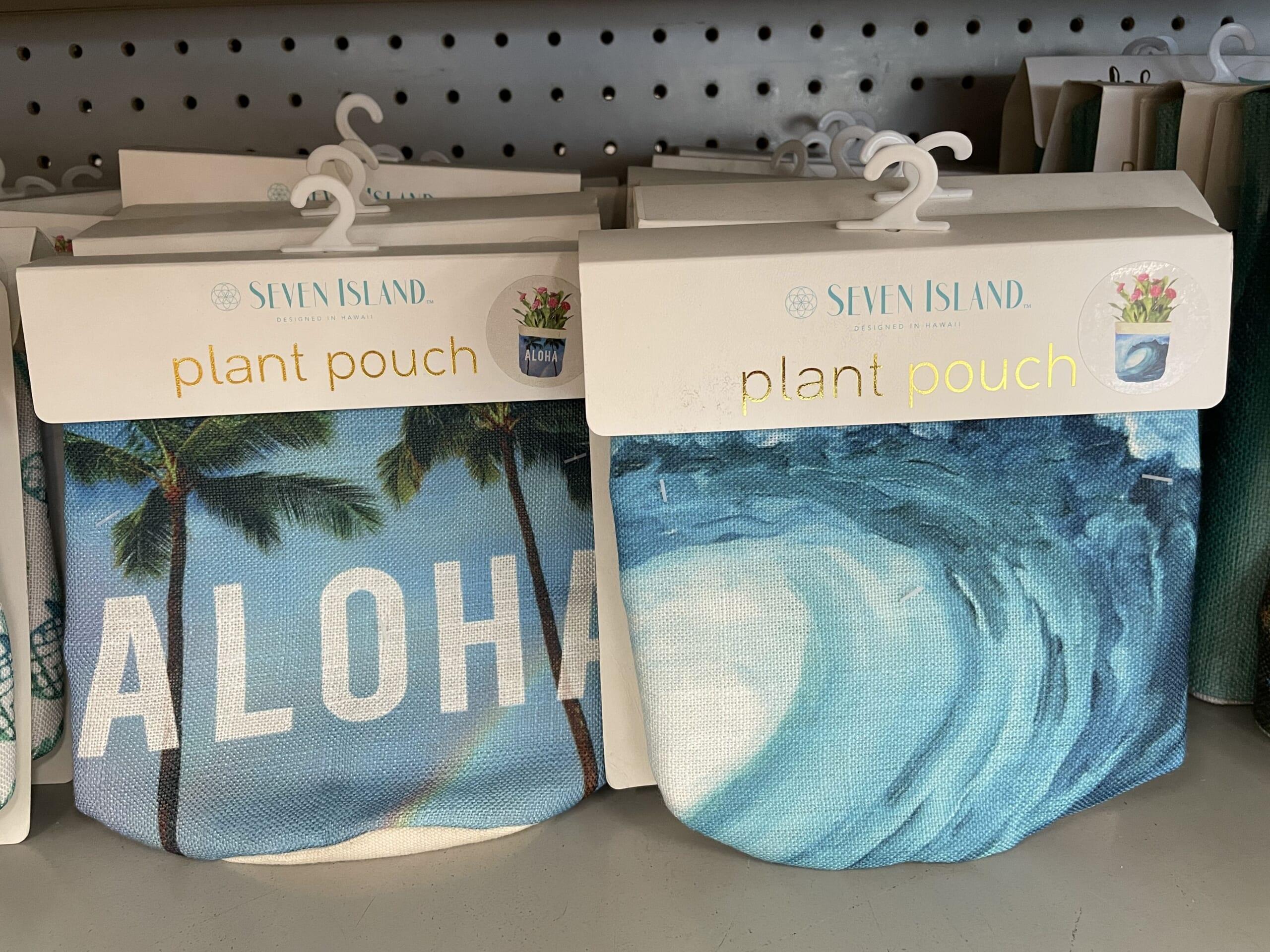 ハワイらしい柄