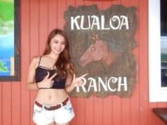 【ハワイ美女】ゴルフではハーフベスト38、ベスト79!旅行が好きなゴルフ女子「とくさき」さんのハワイ旅に迫る!