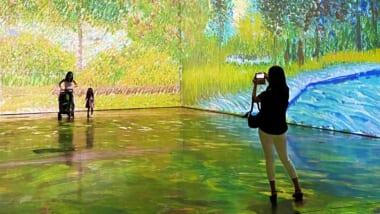 【ハワイ在住者レポート】ハワイで開催中!「ビヨンドヴァンゴッホ展/Beyond Van Gogh」とは?