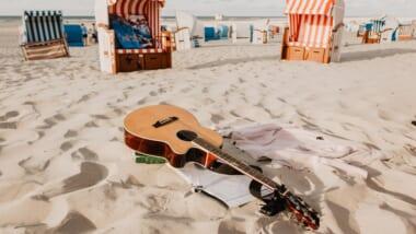気分爽やか! 心地よいアコースティックギターミュージック