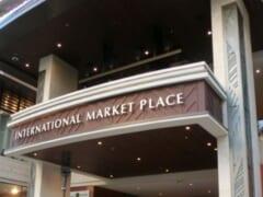 【速報】ホノルル・インターナショナルマーケットプレイスにオープンの飲食店をご紹介