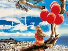 8月1日(日)~8月29日(日)、渋谷マルイ3Fにて小林舞香さんによる「未知の幻想郷、ハワイ」個展が開催!