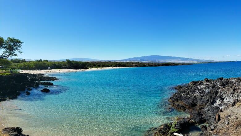 【速報】ハワイ島ハプナ・ビーチが2021全米No.1ビーチに決定!