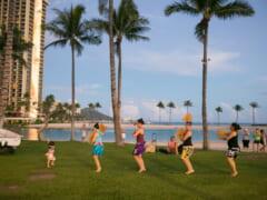 ハワイアンブリーズが心地よいワイキキ周辺の公園とビーチパーク