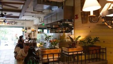 最旬オーガニックカフェでヘルシーグルメを味わおう