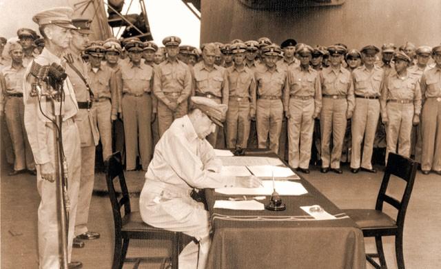 第二次世界大戦終結76周年式典