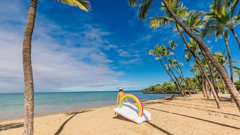【ハワイ2022年~ 注目】すべてが揃うハワイ島最大のビーチリゾート「ワイコロア・ビーチ」