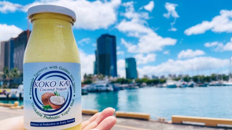 【在住者おすすめ】カカアコファーマーズマーケット限定!Koko Kai Yogurtのリッチな飲むヨーグルトをご紹介!