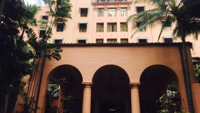 【ハワイで散策】実際に行ってみてよかったワイキキのお散歩ルート「シェラトンホテル~ロイヤルハワイアンホテル」編
