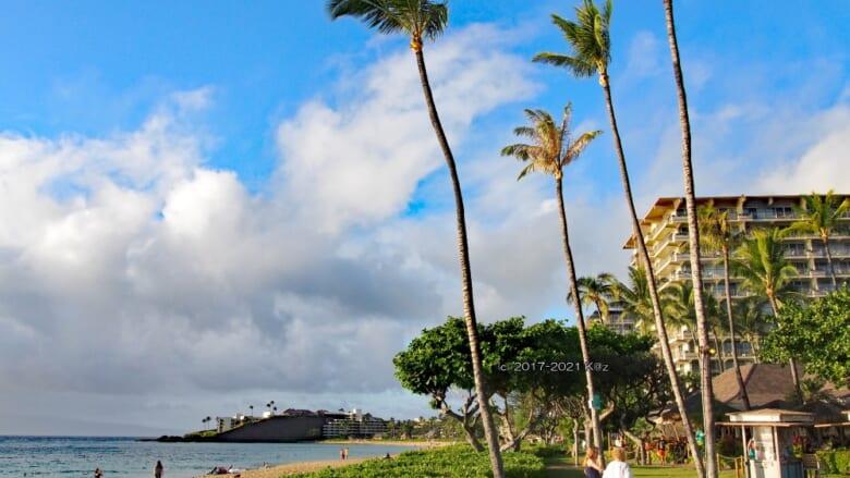 何度でも宿泊したいマウイ島の一大リゾート「カアナパリ / Kaanapali」