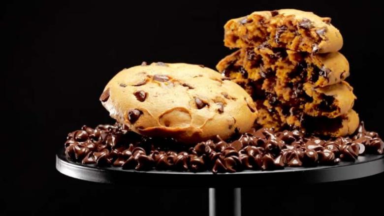 カポレイ・コモンズに「クランブル・クッキーズ」がオープン