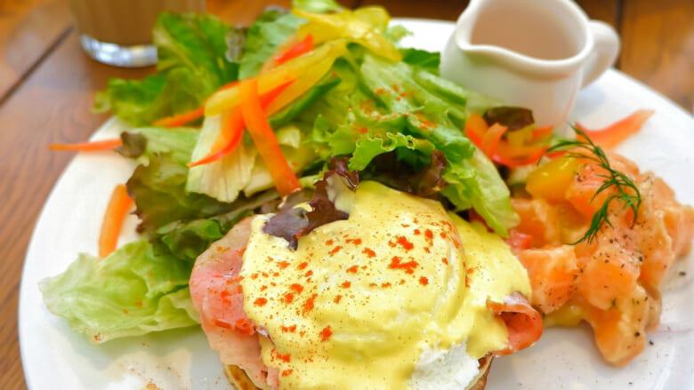 人気の朝食!エッグベネディクトが美味しいお店4選