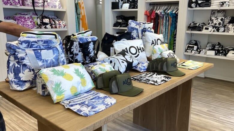 【ネット通販で購入可能!】ハワイのロコに大人気の「アロハコレクション」、路面店がついにオープン!