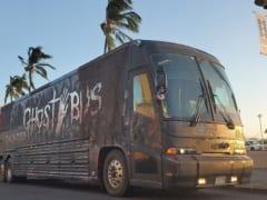 アメリカ初!日本からのゴーストバスがハワイに上陸